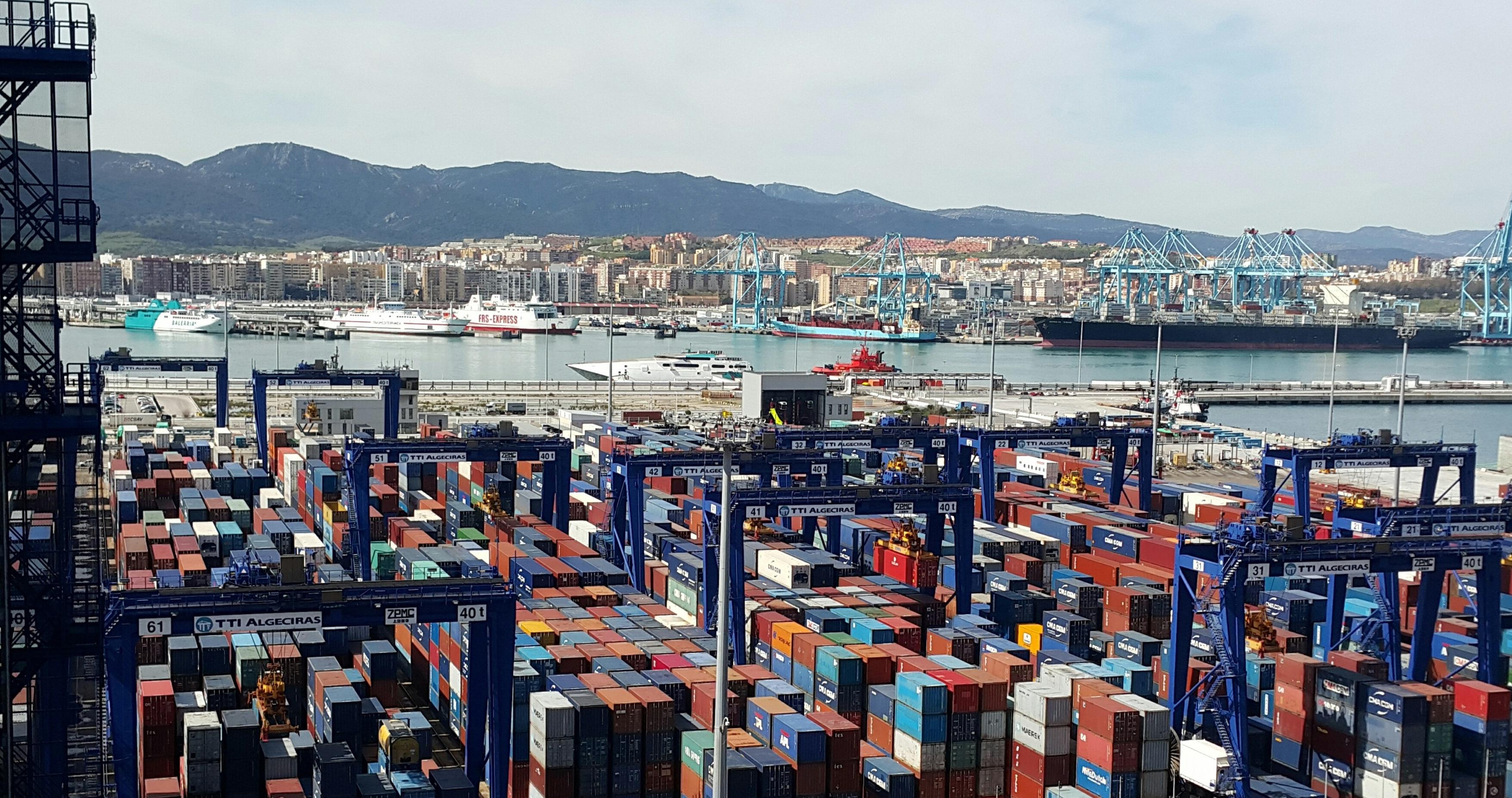 Falleci joaqu n lefler director del puerto de algeciras durante 18 a os al sol de la costa - Puerto de algeciras hoy ...