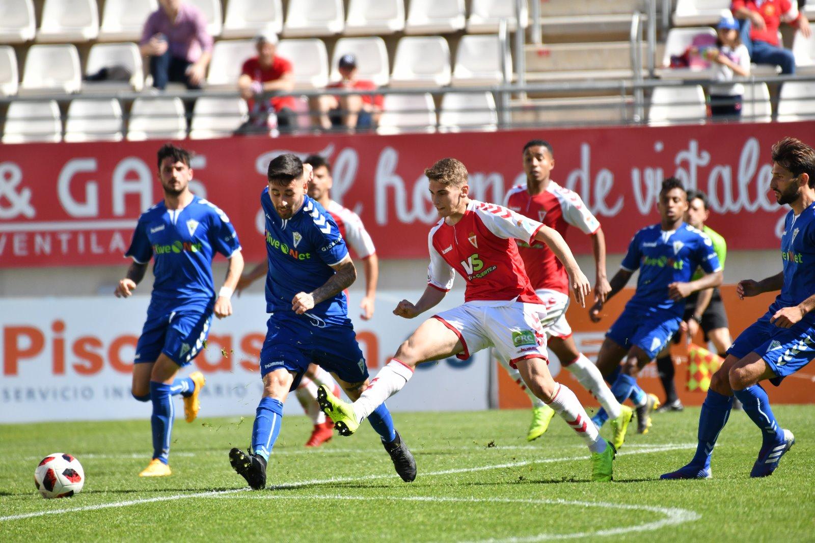 El Marbella Fc se trae un punto de Murcia( 1-1) y suma 8 jornadas ...