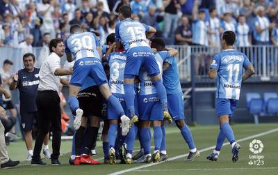 Foto del Málaga Cf